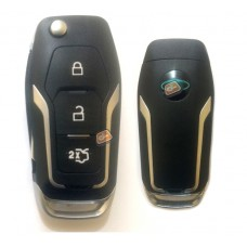 CHAVE FORD FOCUS 433MHZ 3BTS S/ CHIP COD:IK-0283
